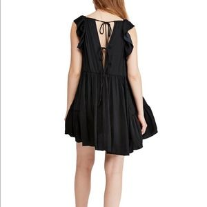 Free People Want Your Love Mini Dress. NEW XS